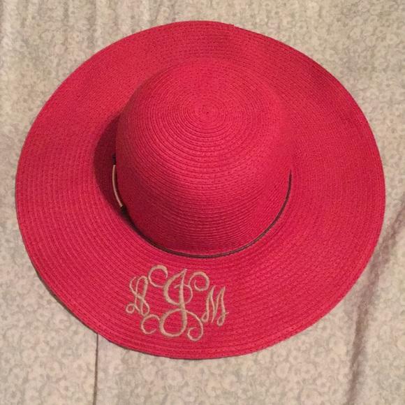 Accessories personalized sun hat poshmark jpg 580x580 Personalized sun hats f65532853239
